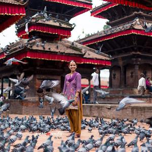巴克塔普尔游记图文-11天,我们在尼泊尔的未满之旅(博卡拉+纳加阔特+巴德岗+加德满都)