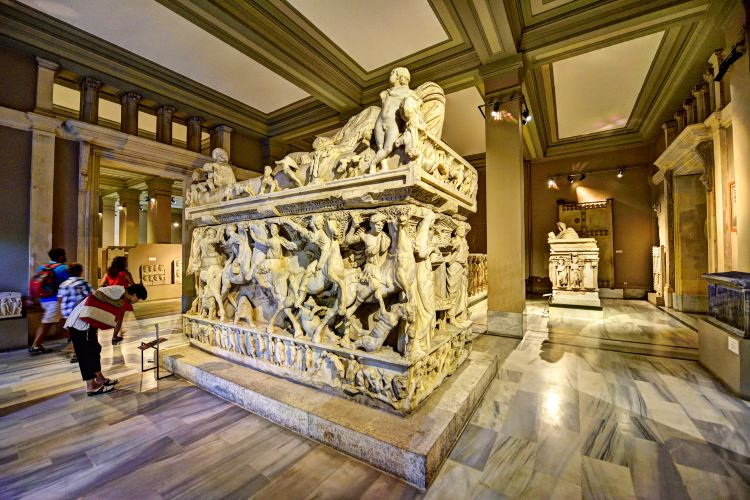 Istanbul Archaeological Museums4
