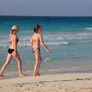 特立尼达游记图文-遥远的古巴 蔚蓝的海 古巴自助休闲游