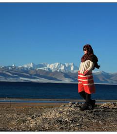 [西藏游记图片] 云中漫步的日子