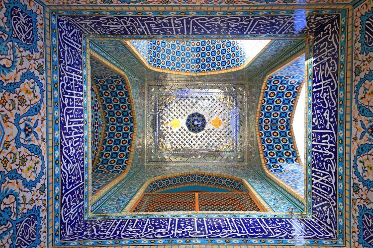 Iranian Mosque2