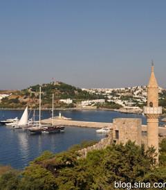 [博德鲁姆游记图片] 【土耳其】博德鲁姆 爱琴海地中海在这里相拥