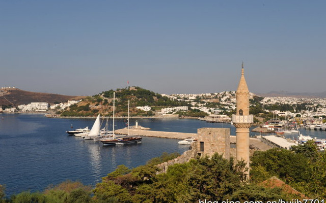 【土耳其】博德鲁姆 爱琴海地中海在这里相拥