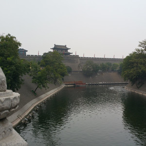 平凉游记图文-风情大西北     壮美四省游(西安篇)
