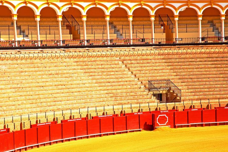 Plaza de toros de la Real Maestranza de Caballería de Sevilla2