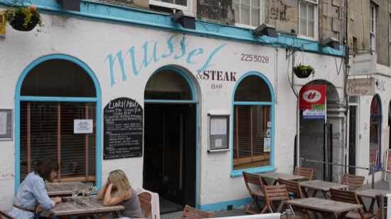Mussel and Steak Bar