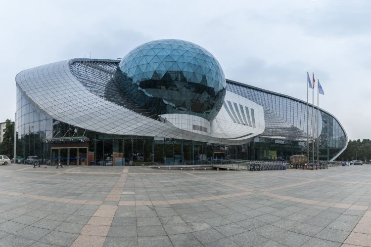 Guangxi Science and Technology Museum2