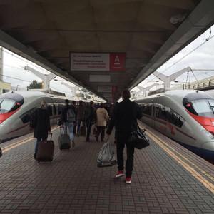 西北部联邦管区游记图文-坐着火车去圣彼得堡