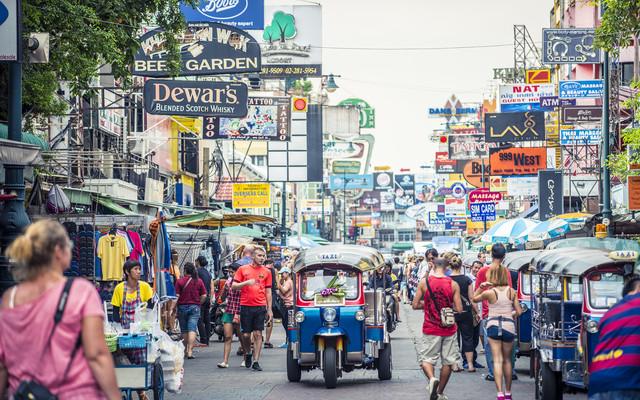 逃离雾霾去泰国
