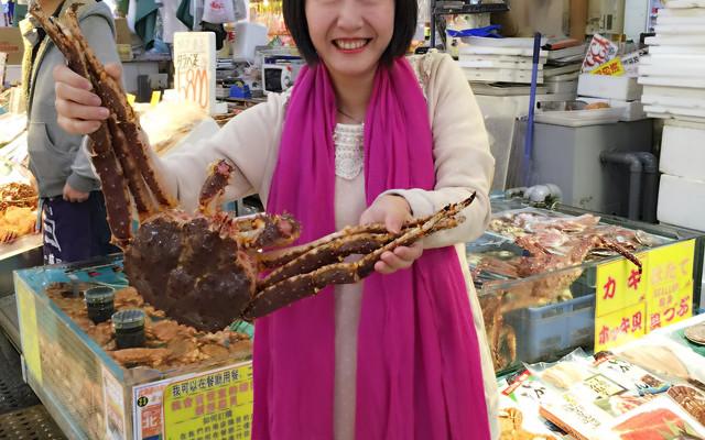 2015北海道七日溫泉、美食、美景、購物之秋旅