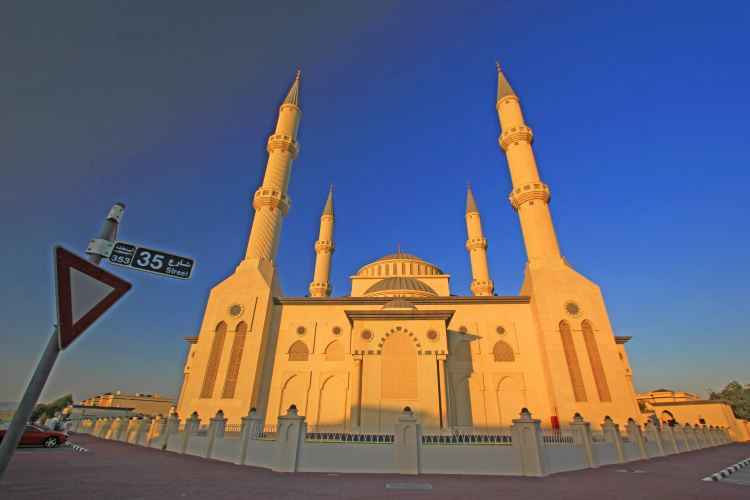 The Al Farooq Omar Bin Al Khattab Mosque And Centre1