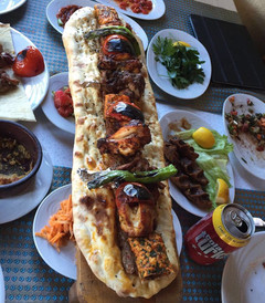 [于尔居普游记图片] 来一顿土耳其大餐