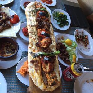 于尔居普游记图文-来一顿土耳其大餐