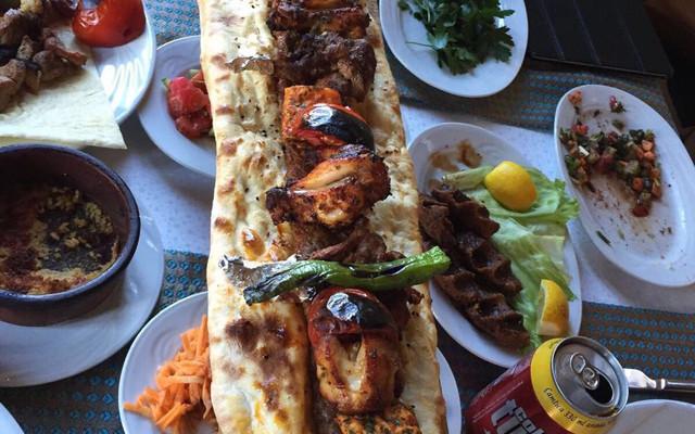 来一顿土耳其大餐