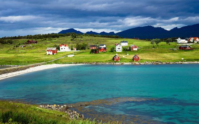 【糖糖chica】父母在,同远游-记盛夏的挪威和北极