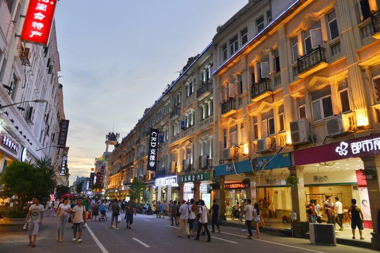 Zhongshan Road Pedestrian Street2
