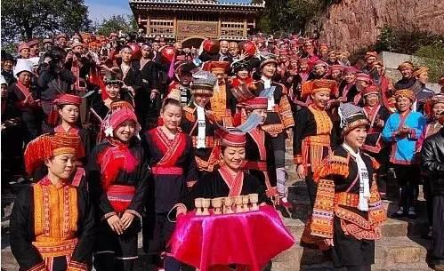 """广西金秀""""瑶族盘王节""""11月26日在金秀隆重举行"""