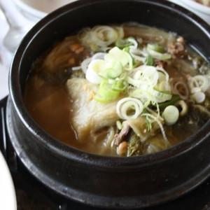 利川市游记图文-游遍韩国之京畿道美食