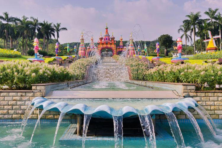 Yuntai Garden1