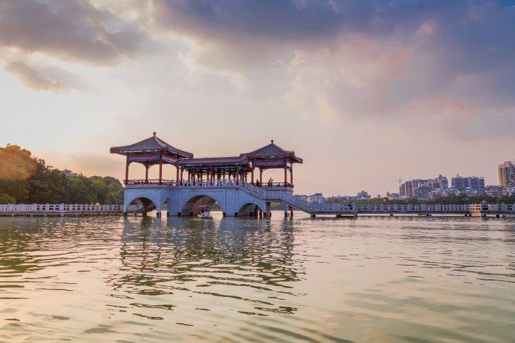 Huizhou West Lake1