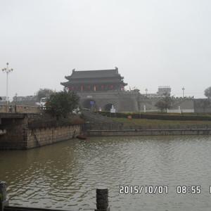 淮南游记图文-皖北豫东五日(寿县、亳州、商丘)