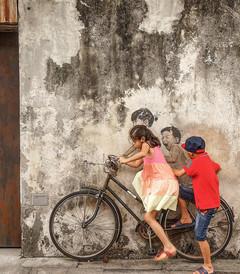 [槟城州游记图片] 春节在路上 听不完的槟城故事,吃不厌的槟城美食