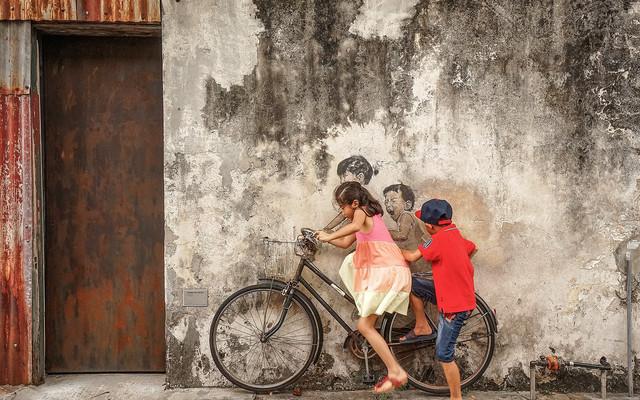 春节在路上 听不完的槟城故事,吃不厌的槟城美食