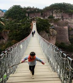 [台州游记图片] 神仙居摄影二日游