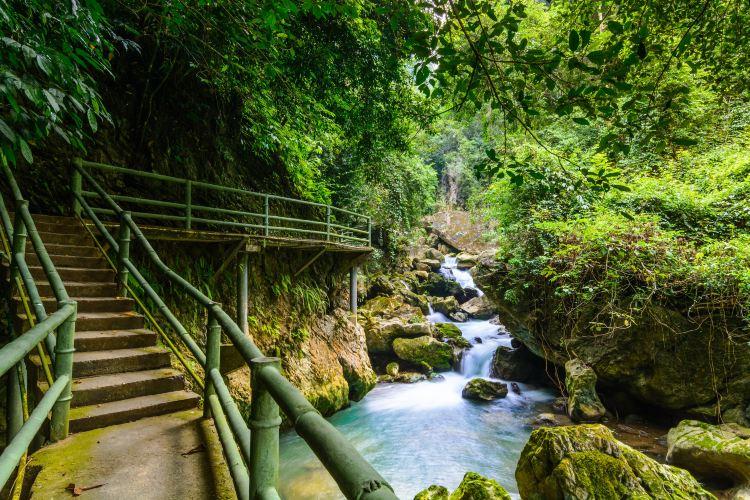 Gulongshan Canyons3