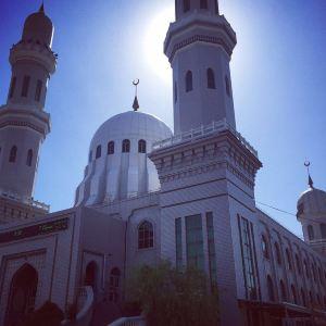 回族大寺旅游景点攻略图