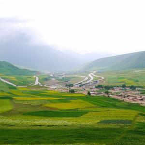 黄南游记图文-QingHaiXing—世界再大,我也要去见你