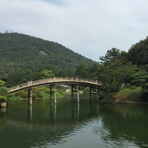 冈山游记图文-夏季日本四国之旅