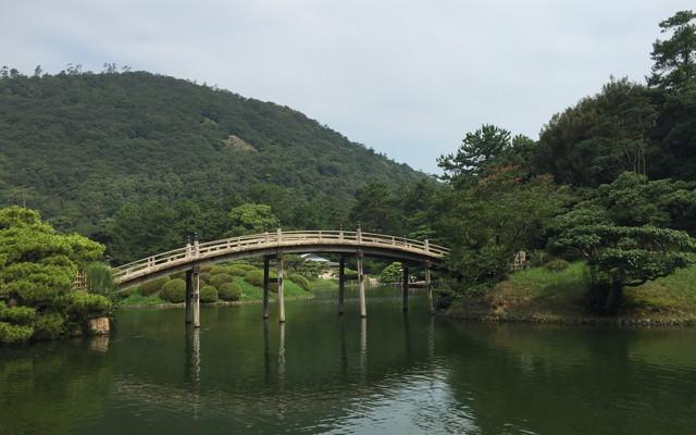 夏季日本四国之旅