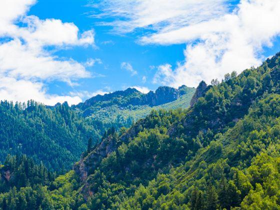 大峪溝風景區