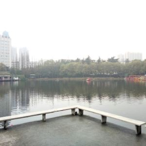 西湖公园旅游景点攻略图