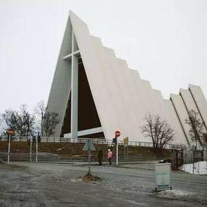 北极光教堂旅游景点攻略图