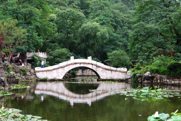 첸링산 공원1