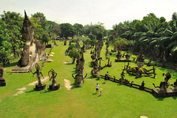 Buddha Park1