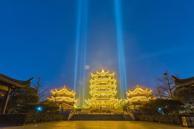 Yellow Crane Tower4
