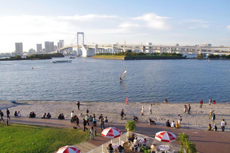 台場海濱公園1