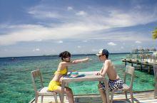 全岛航拍——马尔代夫中央格兰德蜜月旅行