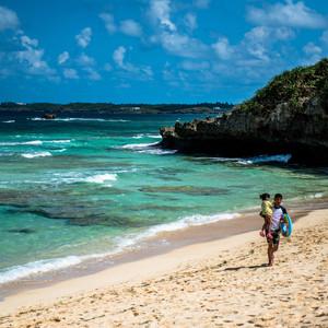 宫古岛游记图文-坐丽星,游冲绳——只为触摸那一片碧海蓝天