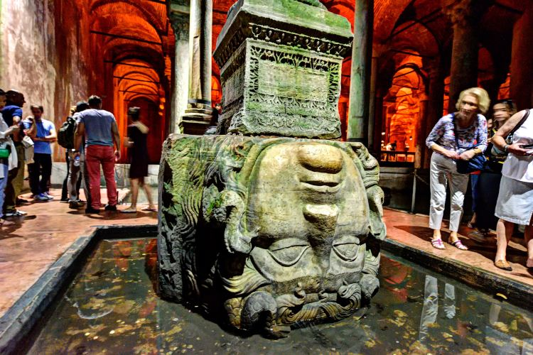 The Basilica Cistern3