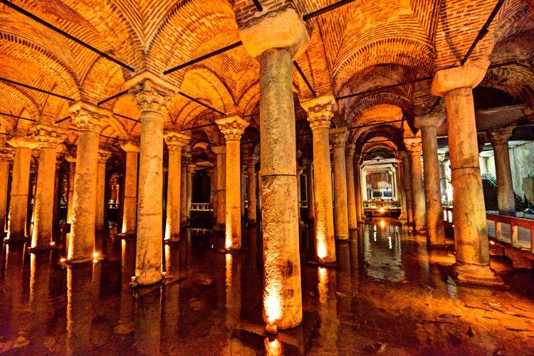 The Basilica Cistern2