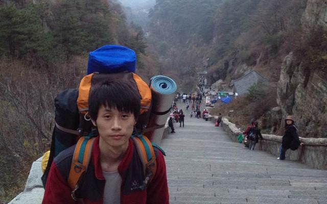 爬泰山,一场说走就走的旅行
