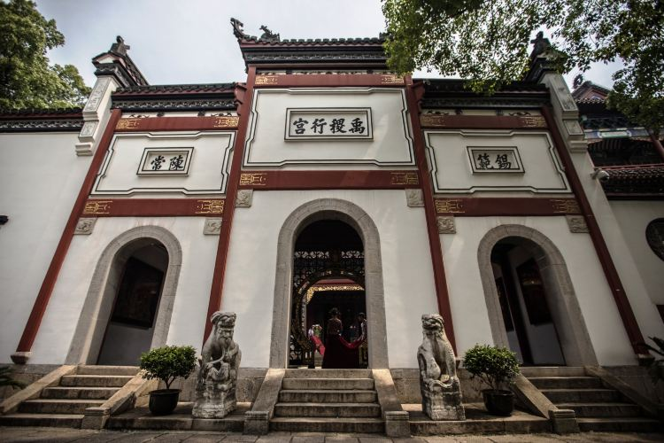 Qingchuan Pavilion4