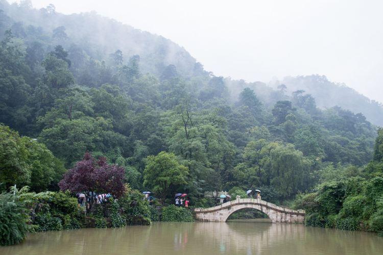 첸링산 공원2