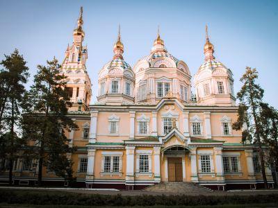 Zenkov Cathedral