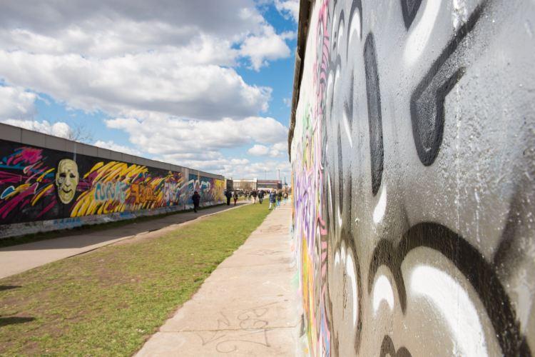 柏林牆遺址紀念公園1