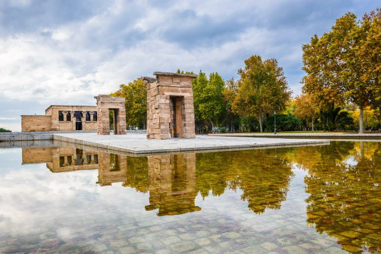 Temple of Debod1
